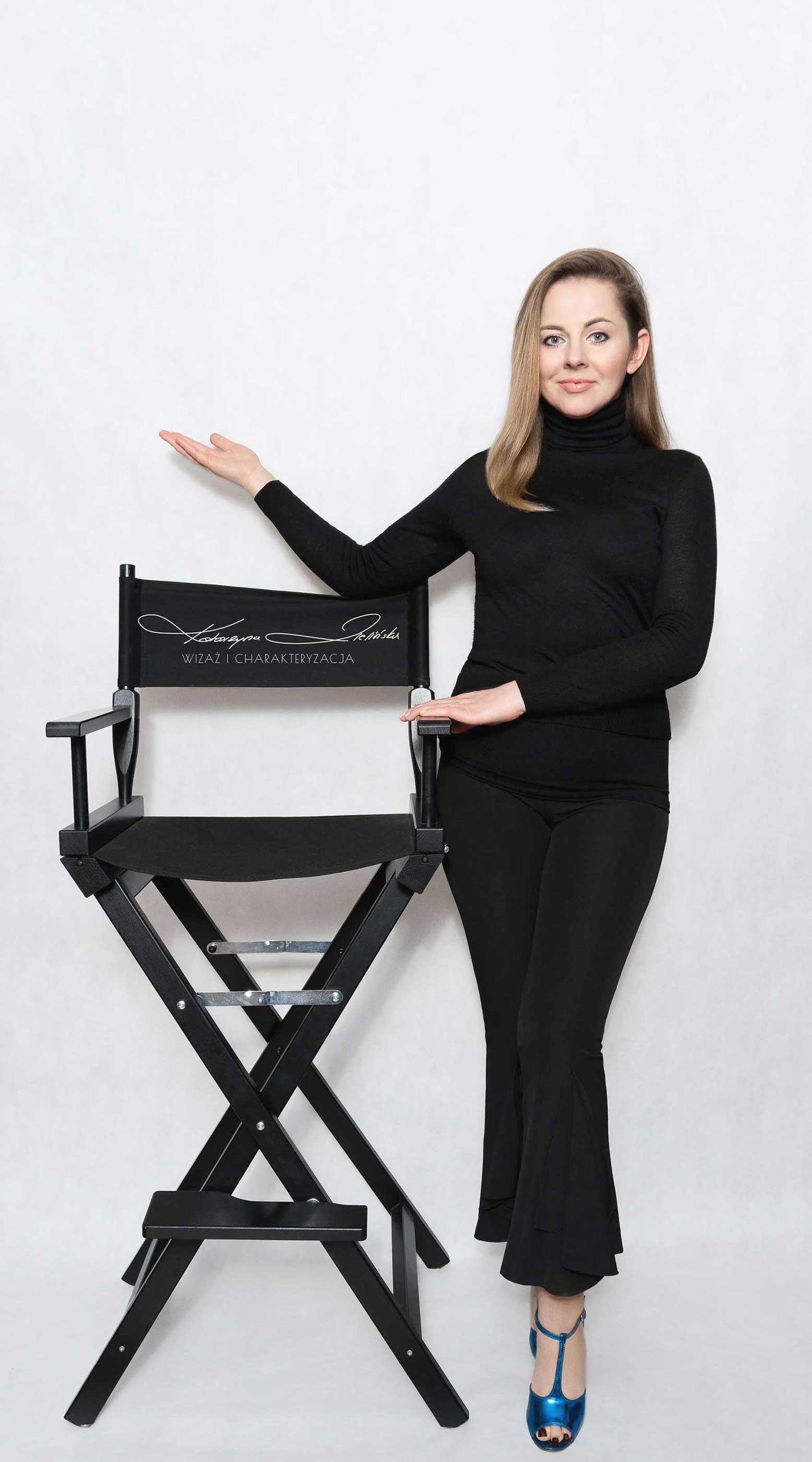 wizażystka Katarzyna Zielińska zaprasza na profesjonalne szkolenie z makijażu
